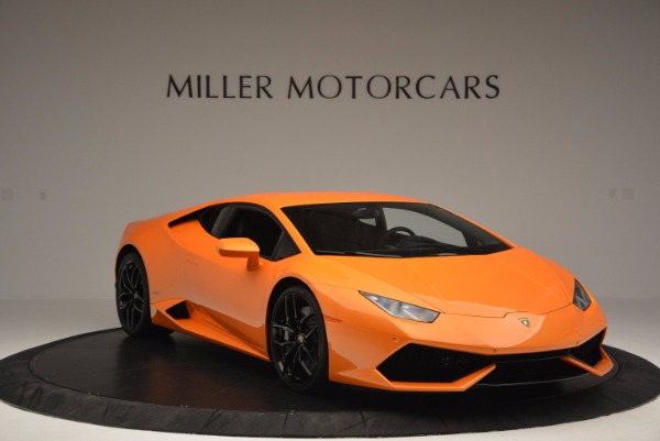 Used 2015 Lamborghini Huracan LP 610-4 for sale Sold at Maserati of Greenwich in Greenwich CT 06830 11