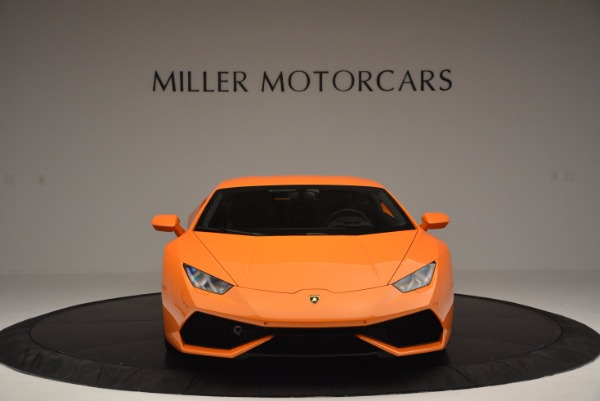 Used 2015 Lamborghini Huracan LP 610-4 for sale Sold at Maserati of Greenwich in Greenwich CT 06830 12