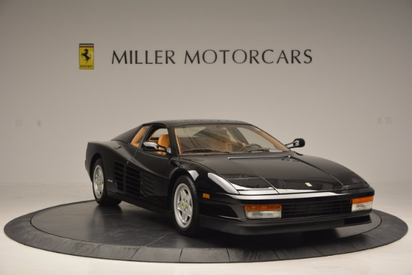 Used 1989 Ferrari Testarossa for sale Sold at Maserati of Greenwich in Greenwich CT 06830 11