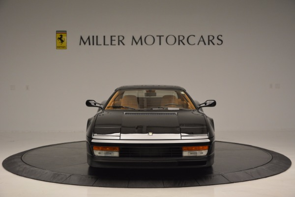 Used 1989 Ferrari Testarossa for sale Sold at Maserati of Greenwich in Greenwich CT 06830 12