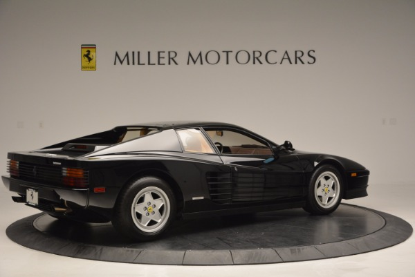 Used 1989 Ferrari Testarossa for sale Sold at Maserati of Greenwich in Greenwich CT 06830 8