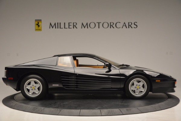 Used 1989 Ferrari Testarossa for sale Sold at Maserati of Greenwich in Greenwich CT 06830 9