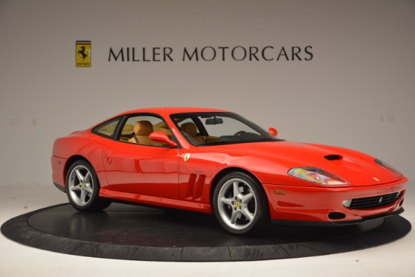 Used 2000 Ferrari 550 Maranello for sale Sold at Maserati of Greenwich in Greenwich CT 06830 10