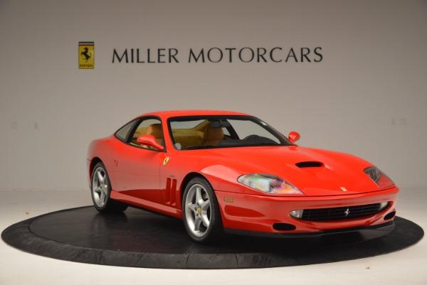 Used 2000 Ferrari 550 Maranello for sale Sold at Maserati of Greenwich in Greenwich CT 06830 11