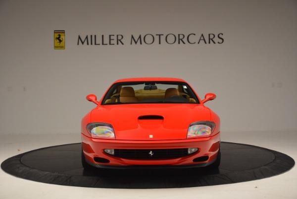 Used 2000 Ferrari 550 Maranello for sale Sold at Maserati of Greenwich in Greenwich CT 06830 12
