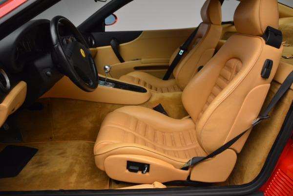 Used 2000 Ferrari 550 Maranello for sale Sold at Maserati of Greenwich in Greenwich CT 06830 14