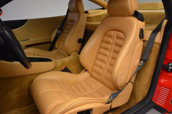 Used 2000 Ferrari 550 Maranello for sale Sold at Maserati of Greenwich in Greenwich CT 06830 15