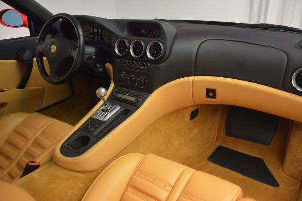 Used 2000 Ferrari 550 Maranello for sale Sold at Maserati of Greenwich in Greenwich CT 06830 17