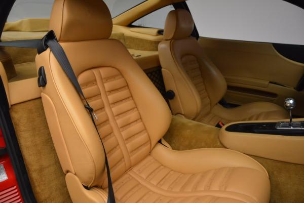 Used 2000 Ferrari 550 Maranello for sale Sold at Maserati of Greenwich in Greenwich CT 06830 19