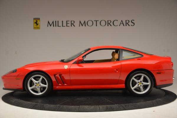 Used 2000 Ferrari 550 Maranello for sale Sold at Maserati of Greenwich in Greenwich CT 06830 3
