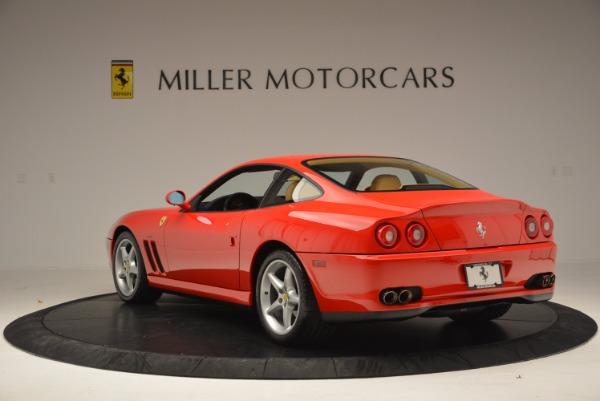 Used 2000 Ferrari 550 Maranello for sale Sold at Maserati of Greenwich in Greenwich CT 06830 5