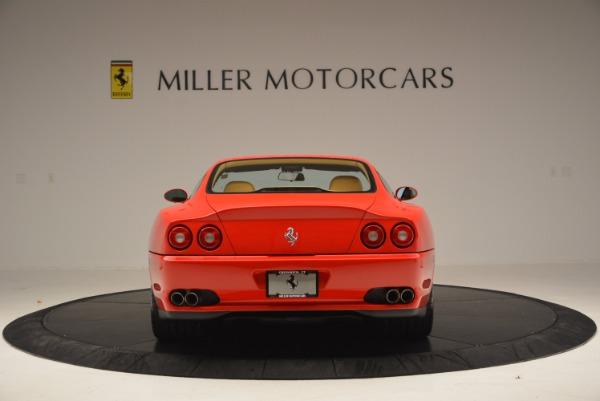 Used 2000 Ferrari 550 Maranello for sale Sold at Maserati of Greenwich in Greenwich CT 06830 6