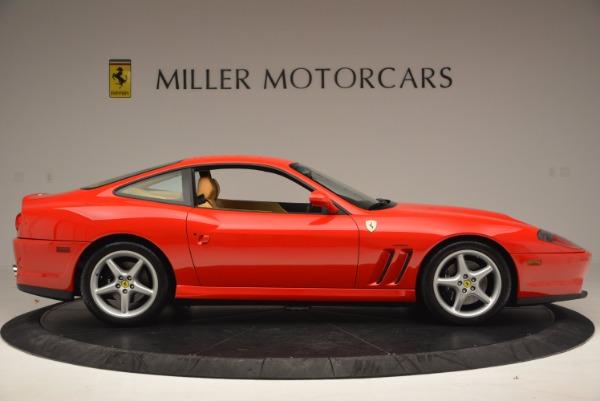 Used 2000 Ferrari 550 Maranello for sale Sold at Maserati of Greenwich in Greenwich CT 06830 9