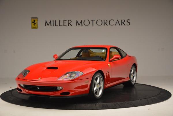 Used 2000 Ferrari 550 Maranello for sale Sold at Maserati of Greenwich in Greenwich CT 06830 1