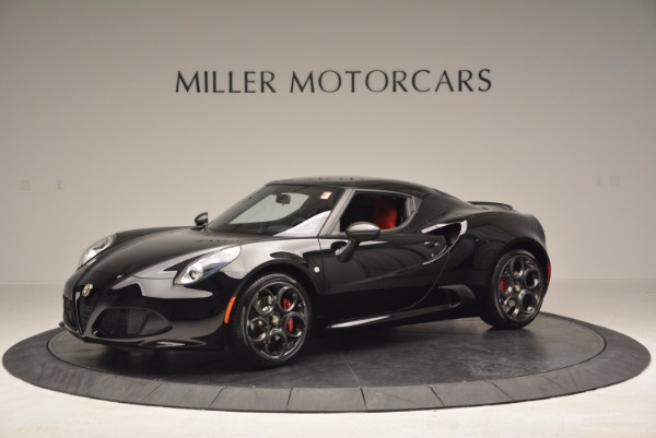 New 2016 Alfa Romeo 4C for sale Sold at Maserati of Greenwich in Greenwich CT 06830 2