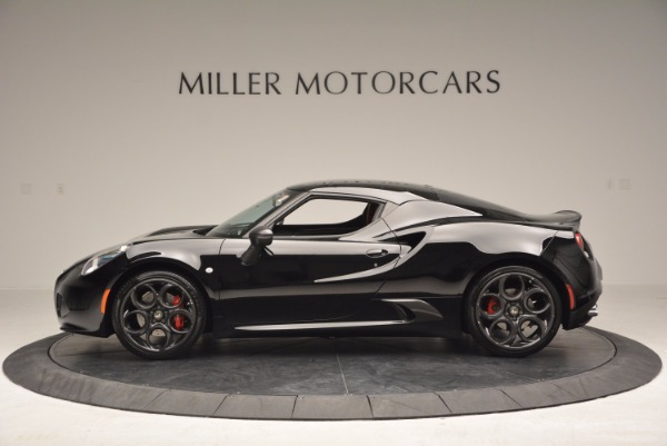 New 2016 Alfa Romeo 4C for sale Sold at Maserati of Greenwich in Greenwich CT 06830 3