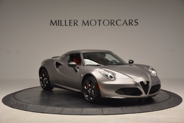 New 2016 Alfa Romeo 4C for sale Sold at Maserati of Greenwich in Greenwich CT 06830 11