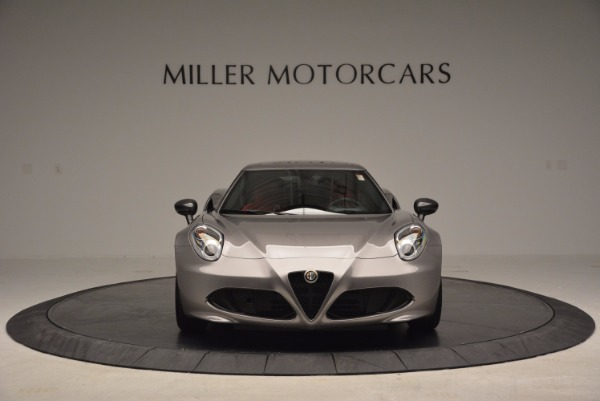 New 2016 Alfa Romeo 4C for sale Sold at Maserati of Greenwich in Greenwich CT 06830 12