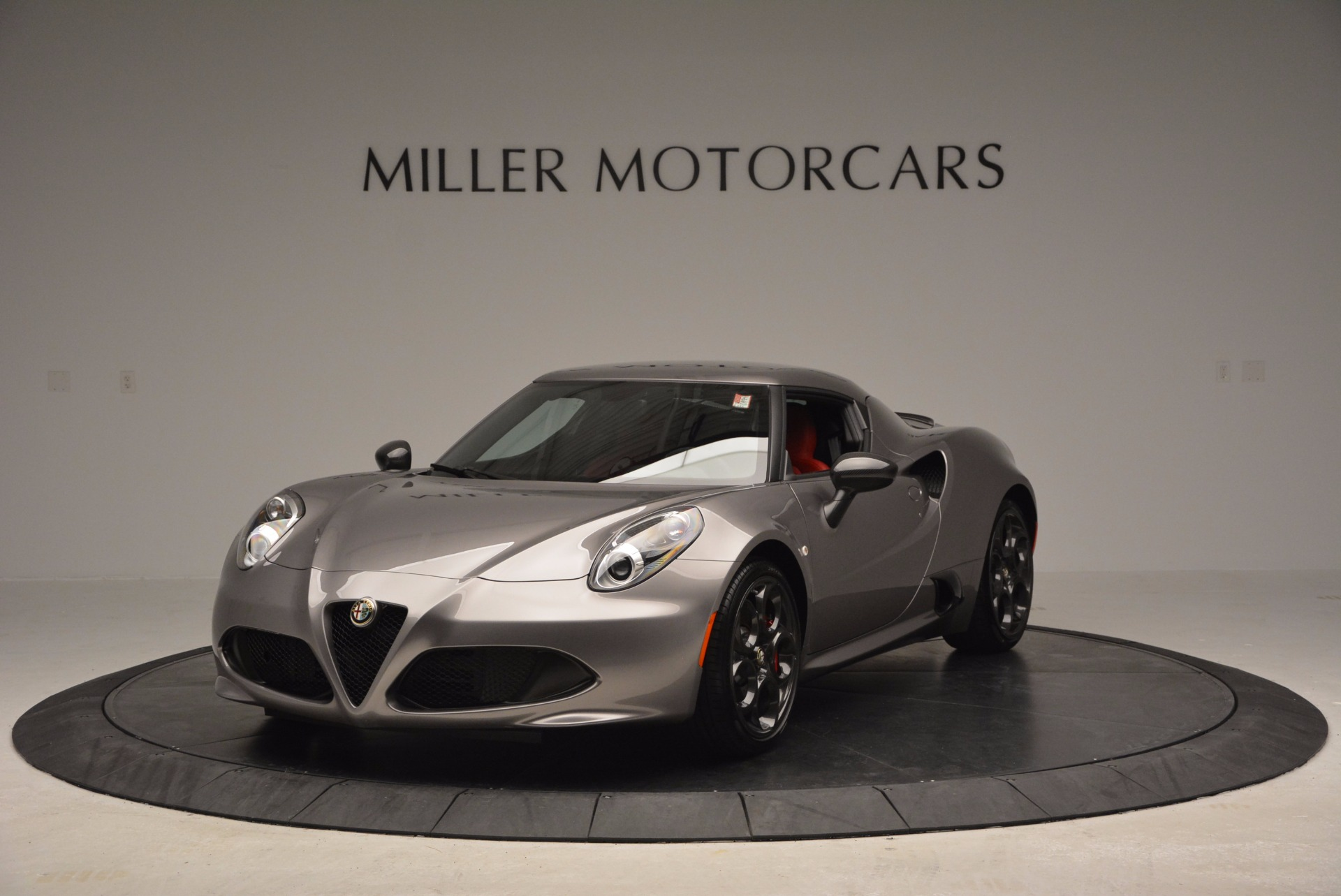 New 2016 Alfa Romeo 4C for sale Sold at Maserati of Greenwich in Greenwich CT 06830 1