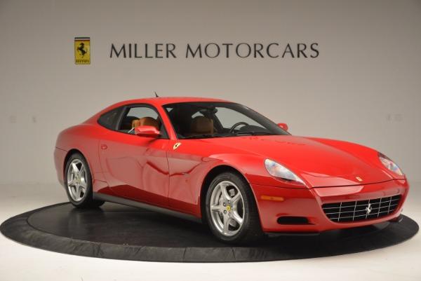Used 2005 Ferrari 612 Scaglietti for sale Sold at Maserati of Greenwich in Greenwich CT 06830 11