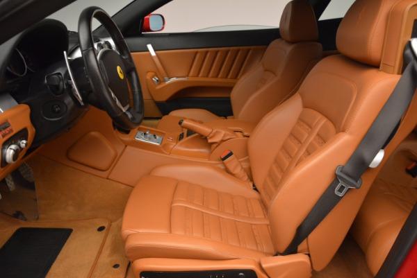Used 2005 Ferrari 612 Scaglietti for sale Sold at Maserati of Greenwich in Greenwich CT 06830 14