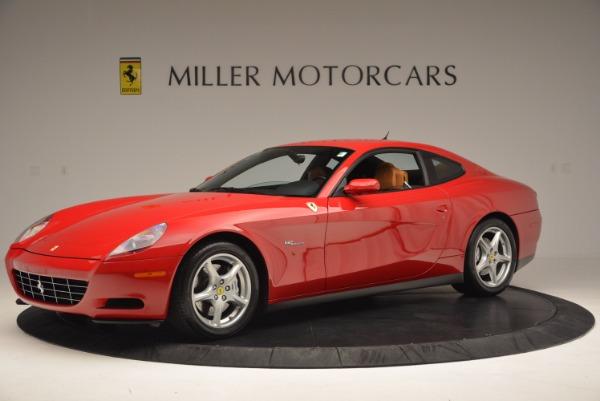 Used 2005 Ferrari 612 Scaglietti for sale Sold at Maserati of Greenwich in Greenwich CT 06830 2