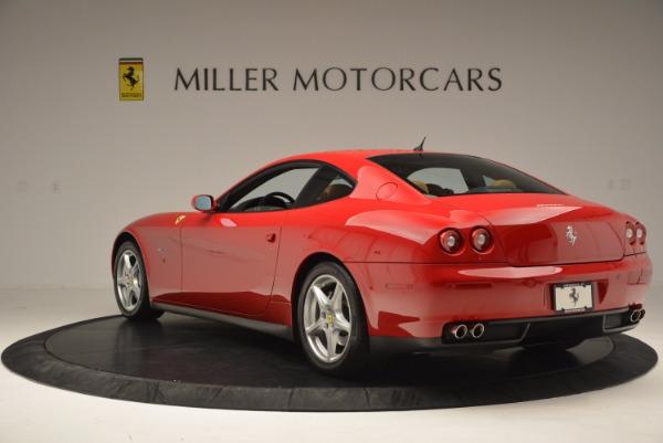 Used 2005 Ferrari 612 Scaglietti for sale Sold at Maserati of Greenwich in Greenwich CT 06830 5