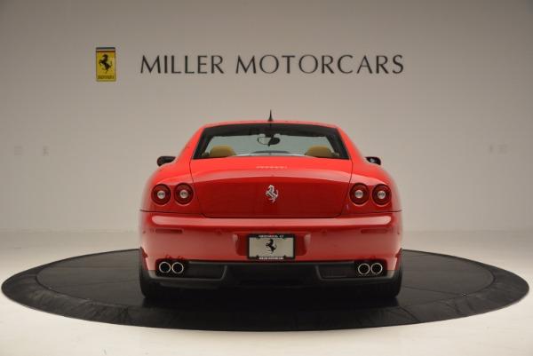 Used 2005 Ferrari 612 Scaglietti for sale Sold at Maserati of Greenwich in Greenwich CT 06830 6