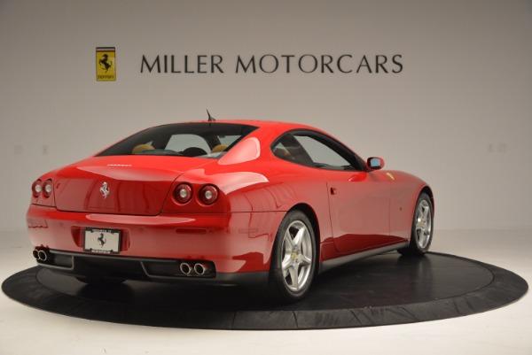 Used 2005 Ferrari 612 Scaglietti for sale Sold at Maserati of Greenwich in Greenwich CT 06830 7