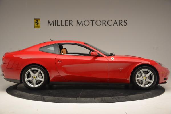 Used 2005 Ferrari 612 Scaglietti for sale Sold at Maserati of Greenwich in Greenwich CT 06830 9