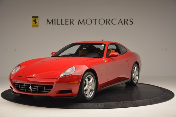 Used 2005 Ferrari 612 Scaglietti for sale Sold at Maserati of Greenwich in Greenwich CT 06830 1