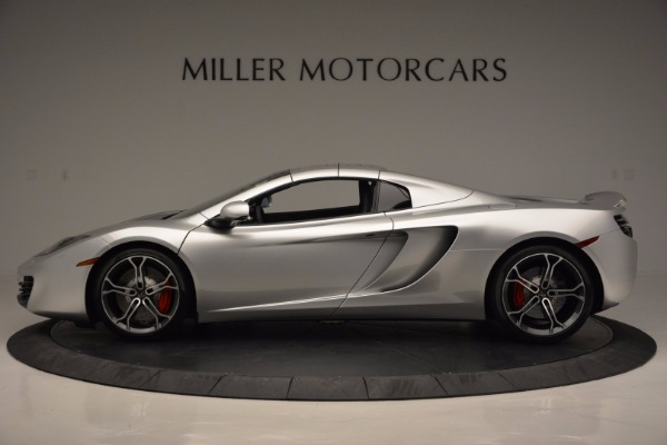 Used 2014 McLaren MP4-12C Spider for sale Sold at Maserati of Greenwich in Greenwich CT 06830 16