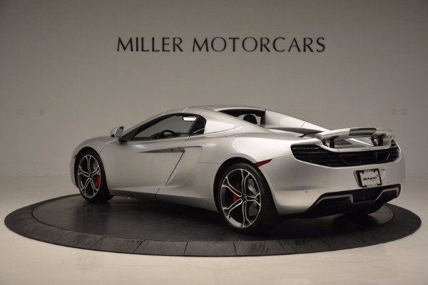Used 2014 McLaren MP4-12C Spider for sale Sold at Maserati of Greenwich in Greenwich CT 06830 17