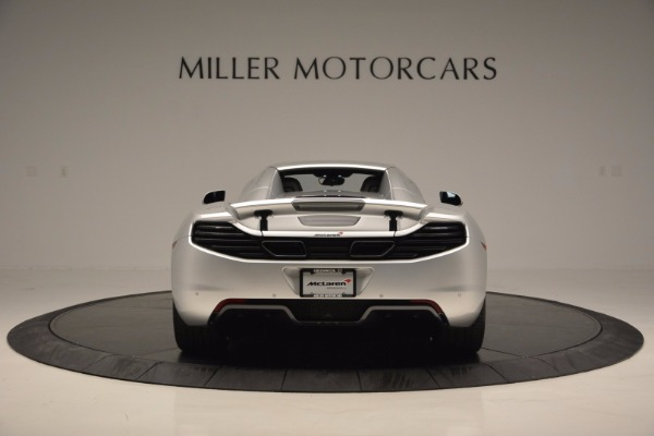 Used 2014 McLaren MP4-12C Spider for sale Sold at Maserati of Greenwich in Greenwich CT 06830 18