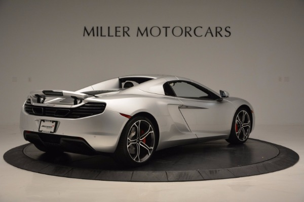 Used 2014 McLaren MP4-12C Spider for sale Sold at Maserati of Greenwich in Greenwich CT 06830 19