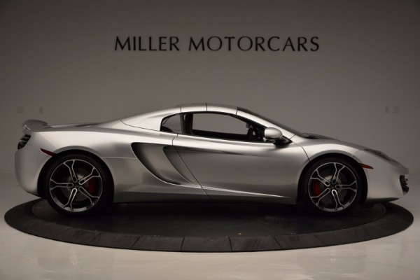 Used 2014 McLaren MP4-12C Spider for sale Sold at Maserati of Greenwich in Greenwich CT 06830 20