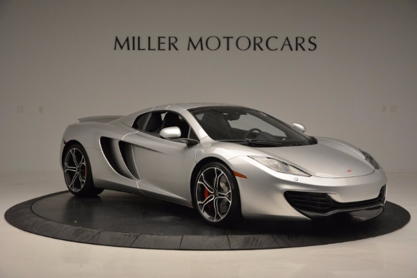 Used 2014 McLaren MP4-12C Spider for sale Sold at Maserati of Greenwich in Greenwich CT 06830 21