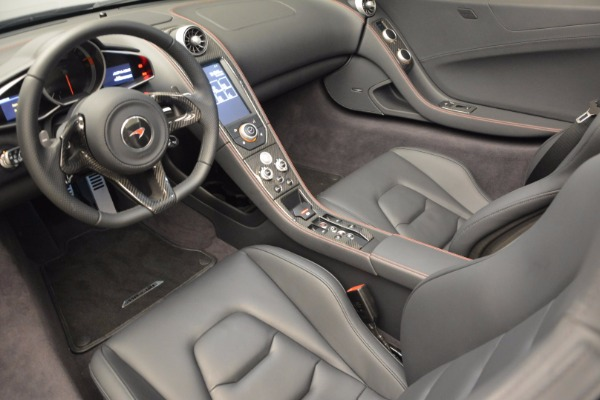 Used 2014 McLaren MP4-12C Spider for sale Sold at Maserati of Greenwich in Greenwich CT 06830 22