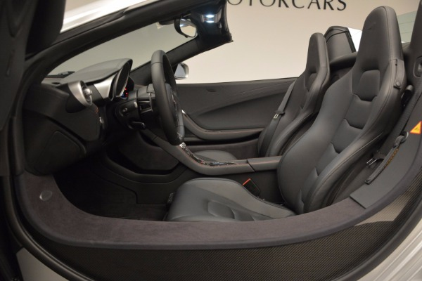 Used 2014 McLaren MP4-12C Spider for sale Sold at Maserati of Greenwich in Greenwich CT 06830 23