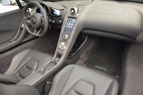 Used 2014 McLaren MP4-12C Spider for sale Sold at Maserati of Greenwich in Greenwich CT 06830 26