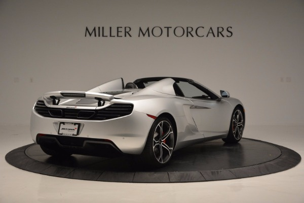 Used 2014 McLaren MP4-12C Spider for sale Sold at Maserati of Greenwich in Greenwich CT 06830 7