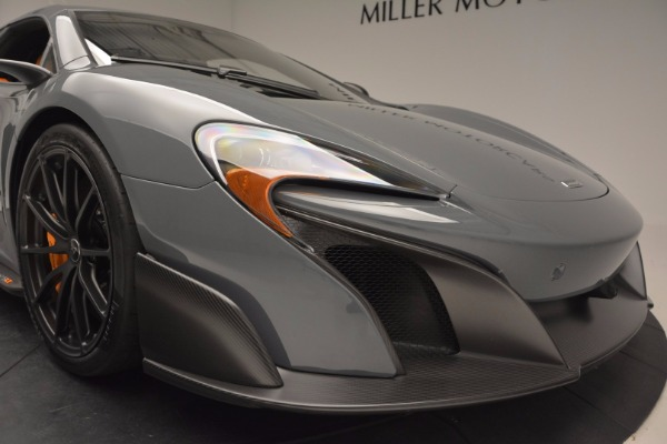 Used 2016 McLaren 675LT for sale Sold at Maserati of Greenwich in Greenwich CT 06830 22