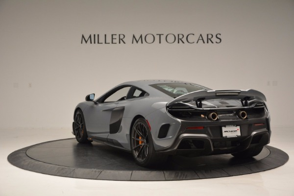 Used 2016 McLaren 675LT for sale Sold at Maserati of Greenwich in Greenwich CT 06830 5