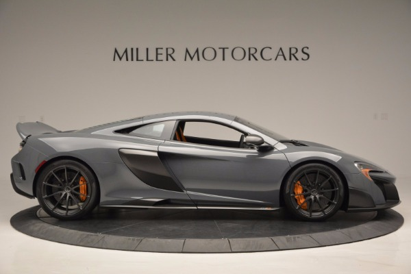 Used 2016 McLaren 675LT for sale Sold at Maserati of Greenwich in Greenwich CT 06830 9