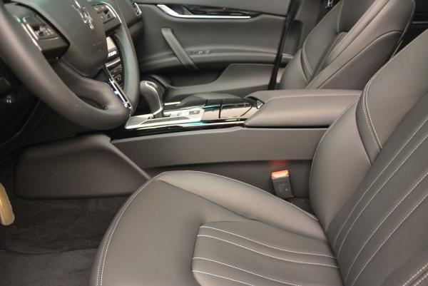 New 2016 Maserati Ghibli S Q4 for sale Sold at Maserati of Greenwich in Greenwich CT 06830 14