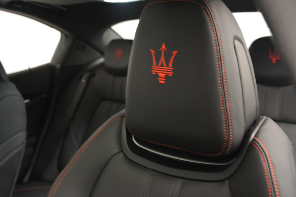 New 2017 Maserati Ghibli S Q4 for sale Sold at Maserati of Greenwich in Greenwich CT 06830 16