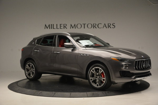 Used 2017 Maserati Levante Ex Service Loaner for sale Sold at Maserati of Greenwich in Greenwich CT 06830 10