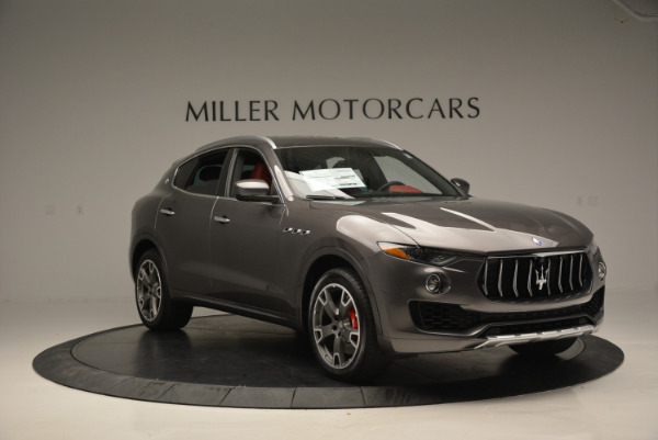 Used 2017 Maserati Levante Ex Service Loaner for sale Sold at Maserati of Greenwich in Greenwich CT 06830 11