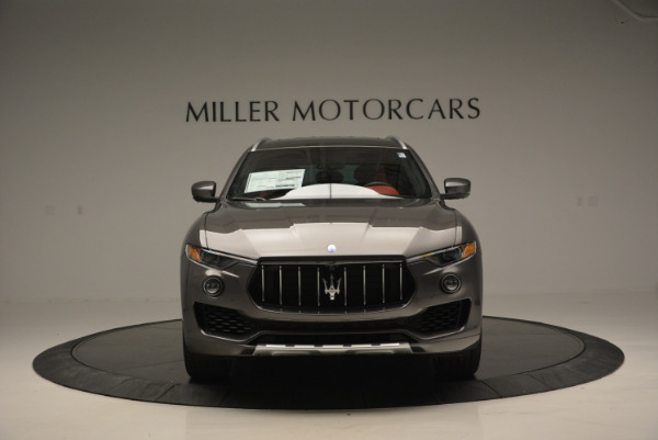 Used 2017 Maserati Levante Ex Service Loaner for sale Sold at Maserati of Greenwich in Greenwich CT 06830 12