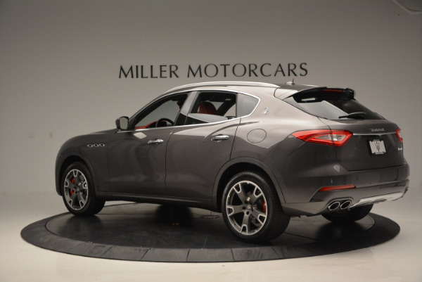 Used 2017 Maserati Levante Ex Service Loaner for sale Sold at Maserati of Greenwich in Greenwich CT 06830 4
